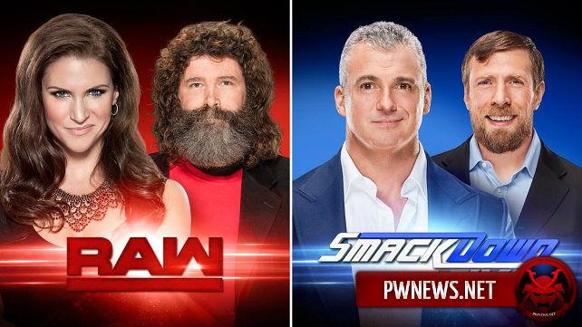 Быть ли регулярным войнам Monday Night RAW со SmackDown?