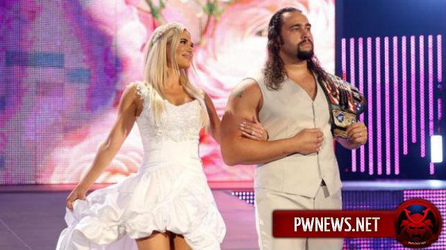 Закулисные новости о положении Русева и Ланы в WWE