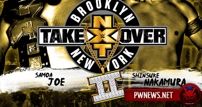 Результаты NXT TakeOver: Brooklyn II