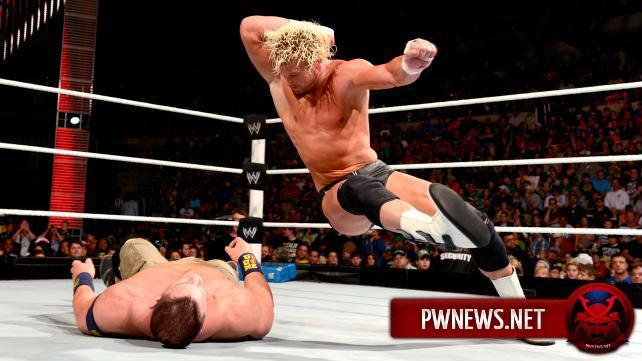 Дольф Зигглер сказал, что Джон Сина – это Хиллари Клинтон WWE