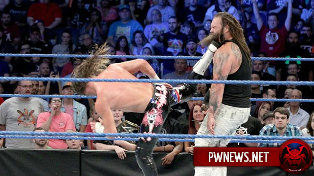 Как Дольф Зигглер и Брэй Уайатт повлияли на просмотры прошлого SmackDown?