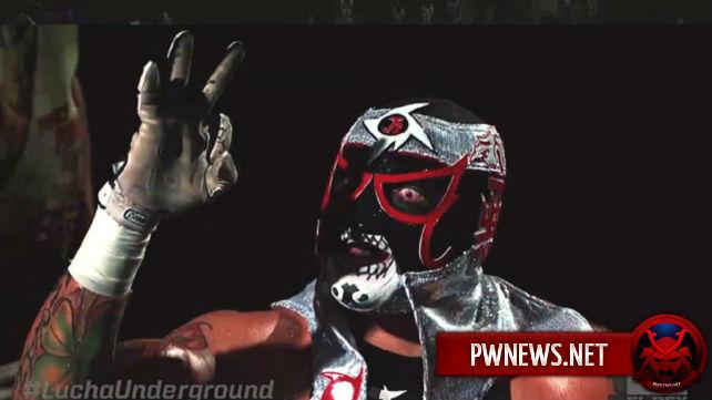 Известна дата старта третьего сезона Lucha Underground