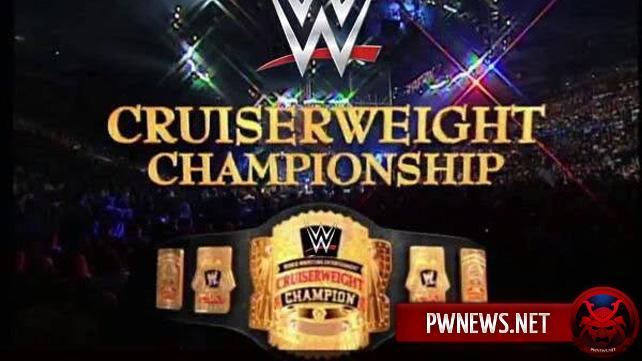 WWE начали работать над составом дивизиона полутяжеловесов