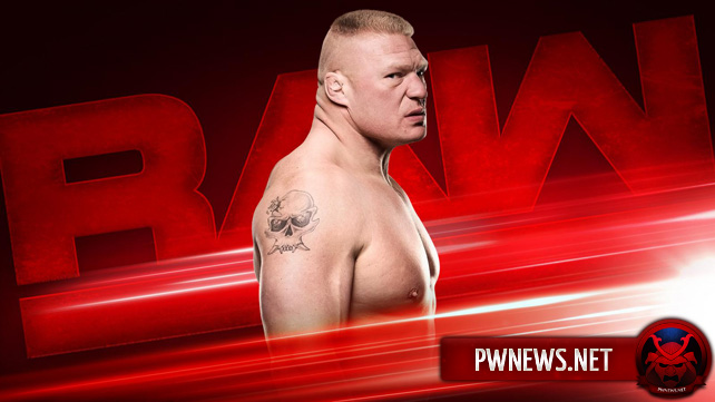 Превью к WWE Monday Night RAW 01.08.2016