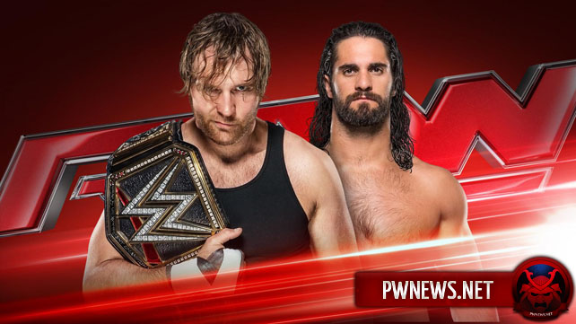 Превью к WWE Monday Night RAW 18.07.2016
