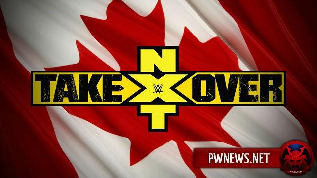 Следующий NXT TakeOver пройдет в Канаде