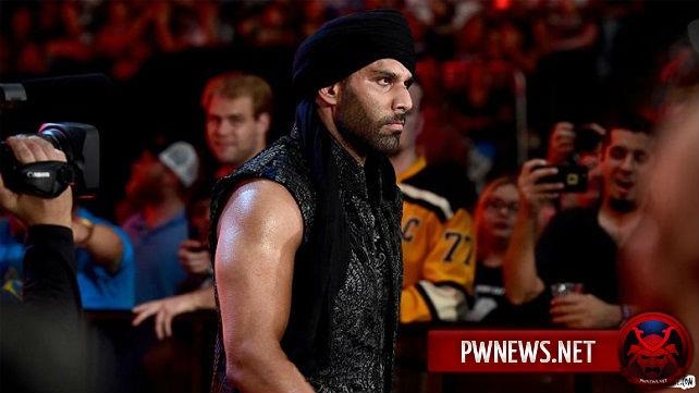 WWE позволили Джиндеру Махалу доработать в Японии