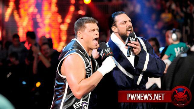 Мэйн-ивентер WrestleMania арестован; Коди Роудс проведет семинар в рестлинг-школе