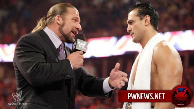 Альберто Дель Рио готовится рассказать правду о своем положении в WWE