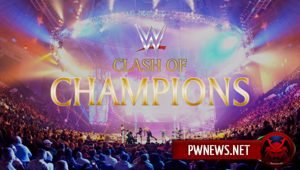 Еще два новых матча анонсировано на Clash of Champions