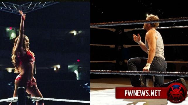 Результаты хаус-шоу SmackDown 10.09.16 (Северная Каролина)