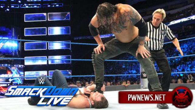Как Бэйрон Корбин в главном матче повлиял на просмотры прошлого SmackDown?