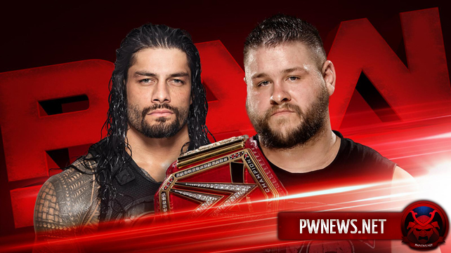 Превью к WWE Monday Night RAW 12.09.2016