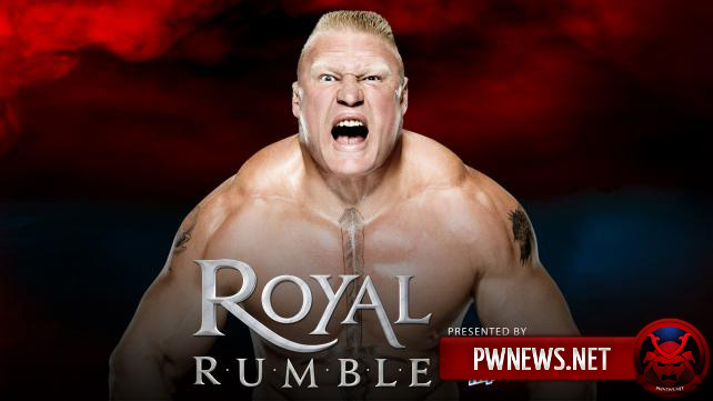 Матч за титул Вселенной официально назначен на Royal Rumble 2018