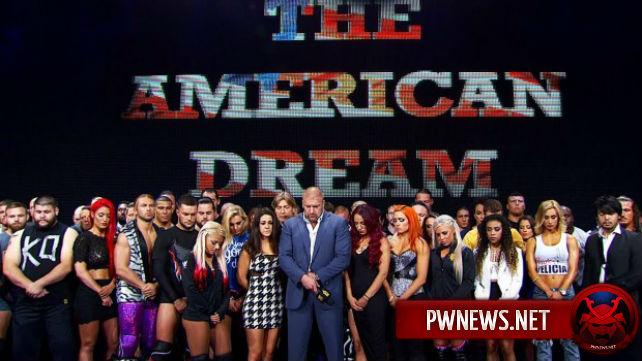 В Подготовительном Центре WWE сделали мемориальный уголок Дасти Роудса