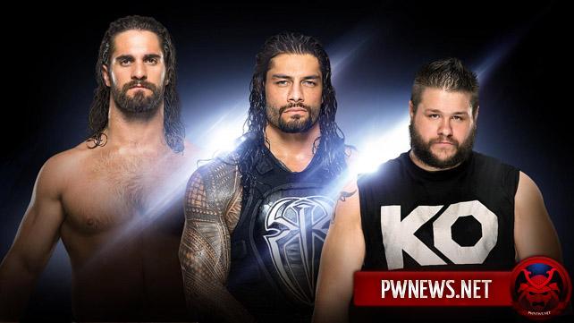 Результаты хаус-шоу Raw 16.10.2016 (Колорадо-Спрингс)