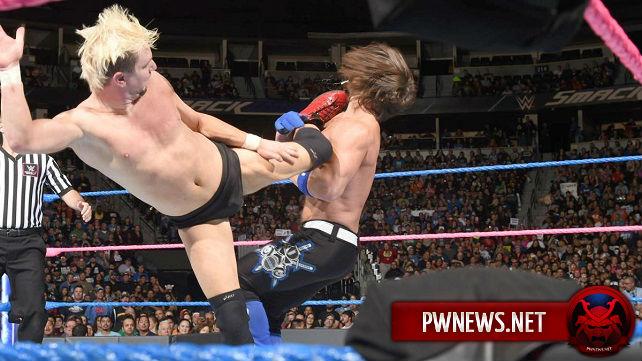 Джеймс Эллсворт наконец-то подписал контракт с WWE?