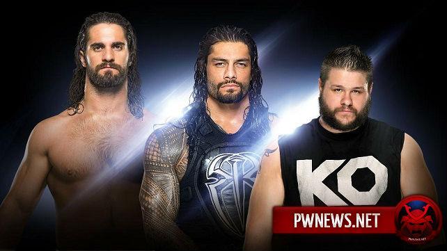 Результаты хаус-шоу Raw 15.01.2017 (Талса)