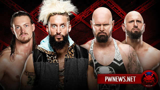 Enzo Amore & Big Cass vs. Karl Anderson & Luke Gallows - HIAC 2016