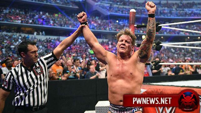 Крис Джерико об усовершенствовании ЭйДжей Стайлза, о своей длительной стойкости в WWE