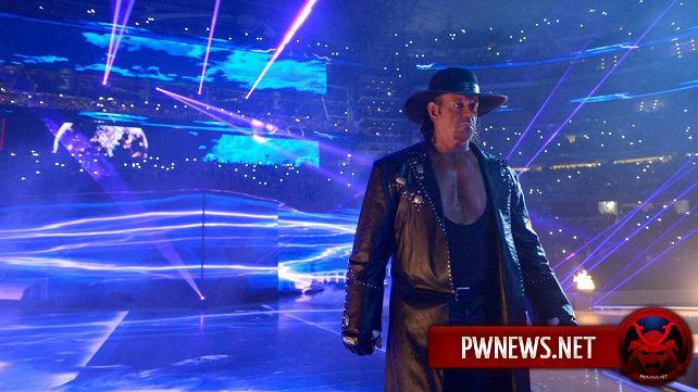 WWE подтвердили возвращение Гробовщика; Недовольство новым шоу