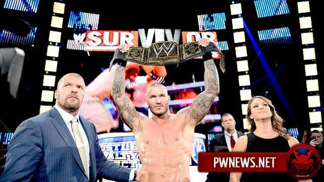 Рэнди Ортон не сможет принять участие и пропустит Survivor Series 2016?