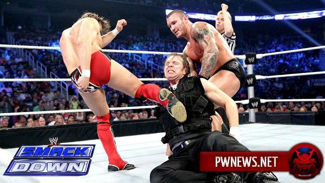 О текущем положении Рэнди Ортона и Дэниала Брайана на SmackDown