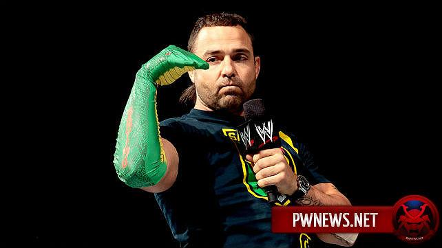 Сантино Марелла о своем здоровье и возможном возвращении в WWE