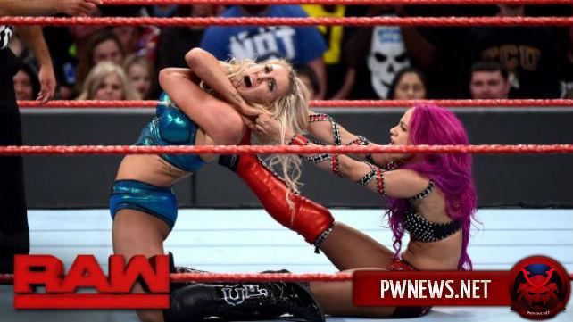 Как женщины в главном событии вечера и матч за претенденство повлияли на рейтинги Raw?