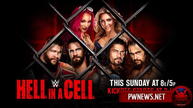WWE проведут PPV-шоу в Британии?; Какой матч из карда Hell in a Cell 2016 никто не ждёт?