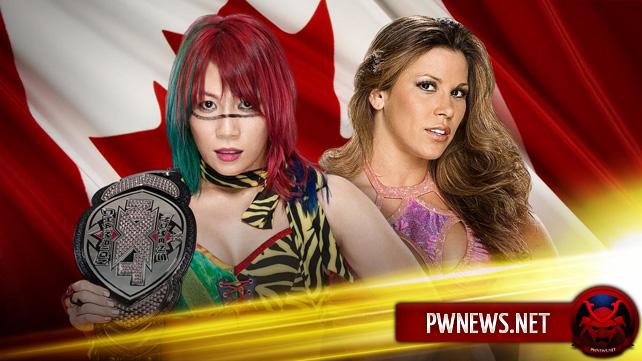 Большие новости о будущем положении Аски в WWE, о её матче на ближайшем TakeOver