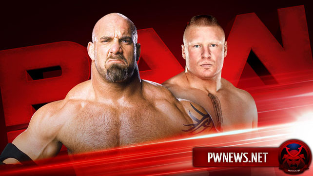 Превью к WWE Monday Night RAW 14.11.2016
