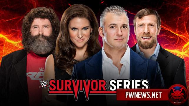 На Raw сформировалась команда женщин и командного дивизиона к Survivor Series