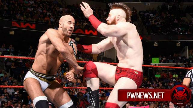О проведении финального матча Сезаро и Шеймуса (осторожно, спойлеры с Raw)