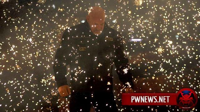 Закулисные новости о будущем Голдберга на ринге WWE