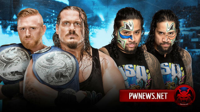 На No Mercy назначен еще один титульный матч (осторожно, спойлеры со SmackDown)