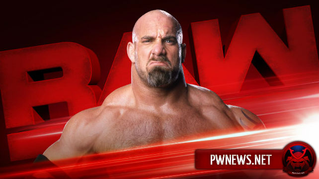 Превью к WWE Monday Night RAW 17.10.2016