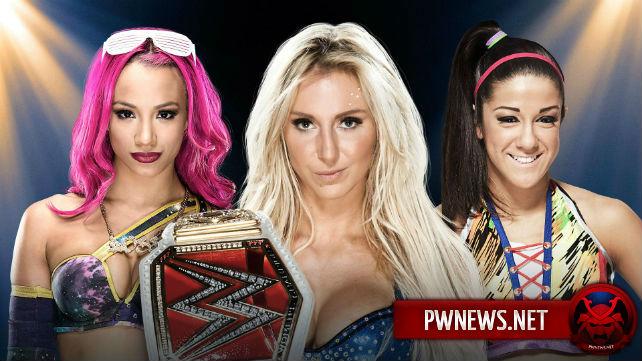 Большое изменение в матче за Женский титул на Clash of Champions (осторожно, спойлеры)