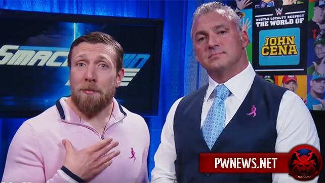 Дорога на Survivor Series началась: SmackDown бросили вызов Raw!