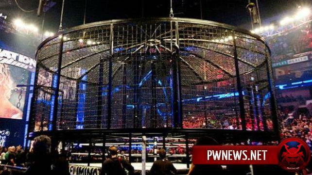 Elimination Chamber вернут в следующем году; О матче за титул Вселенной на HIAC