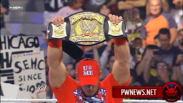 Как скоро Джон Сина станет 17-кратным чемпионом WWE? (возможные спойлеры)