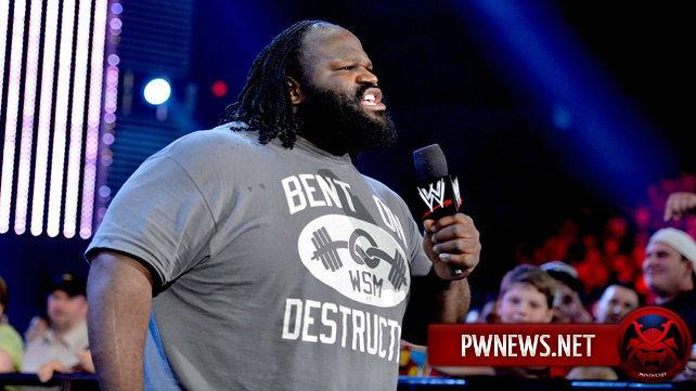 Марк Генри о новой атмосфере, восцарившей за кулисами WWE