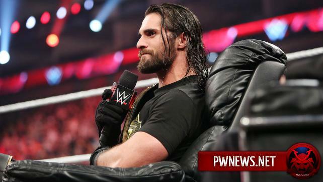 Сэт Роллинс станет дееспособным к следующему Raw?