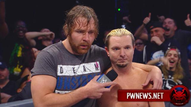 Большие новости о положении Джеймса Эллсворта в WWE