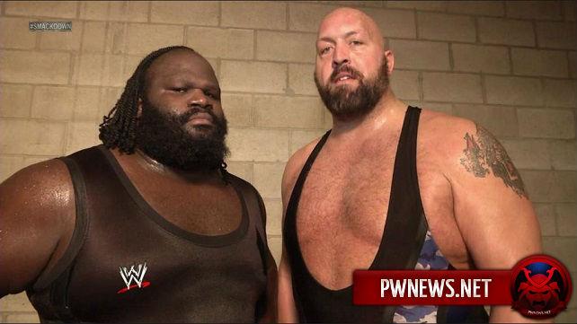 Биг Шоу и Марк Генри закрепляются за новой должностью в WWE