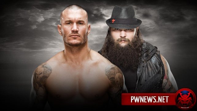 Randy Orton vs. Bray Wyatt — No Mercy 2016