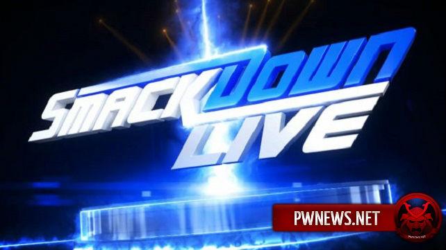 Титульный поединок назначен на следующий выпуск SmackDown Live