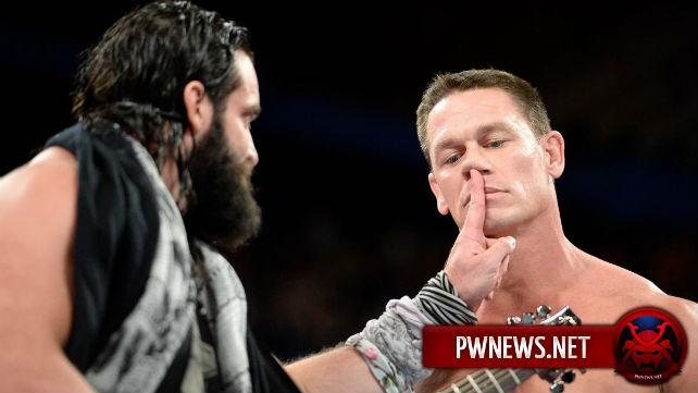 Закулисные новости о возможных соперниках Джона Сины на WrestleMania 34