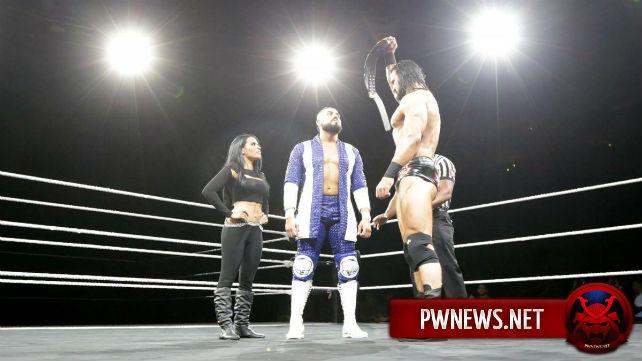 Оригинальные планы на матч за чемпионство NXT на NXT TakeOver: War Games (спойлер)