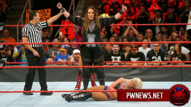 Найя Джэкс должна вернуться на предстоящем выпуске Raw